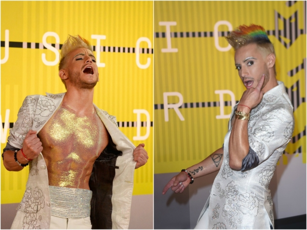 Image Sources: First Pic - (Photo by Frazer Harrison/Getty Images) Second Pic -Photo by Mark Ralston/Getty Images)